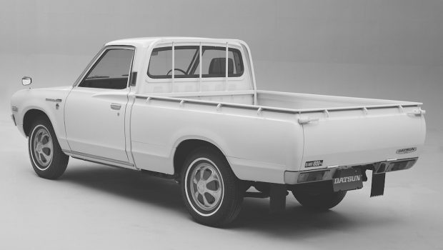 Remember This Workhorsethe Datsun 620 Automacha