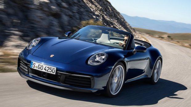 porsche 911 cabriolet 2019 model uncovered automacha rh automacha com