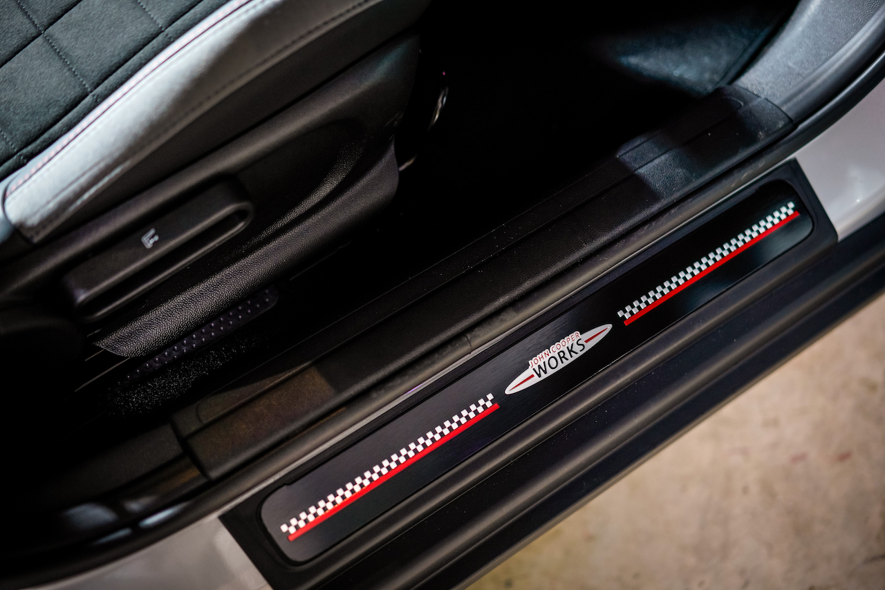 Mini John Cooper Works Clubman launch