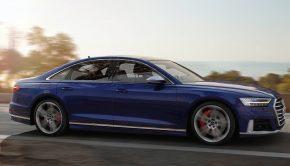 Audi S8 dynamic