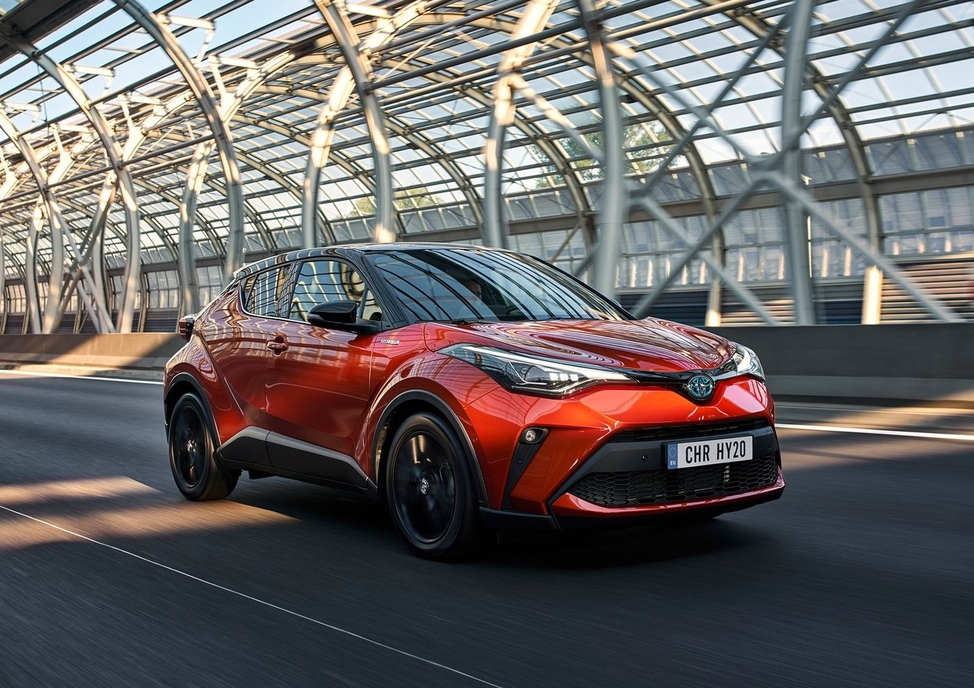 Toyota C-HR 2020 model details