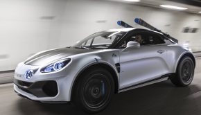 Alpine A110 SportsX Concept 2020 front