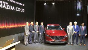 Mazda CX-30 arrives in Malaysia