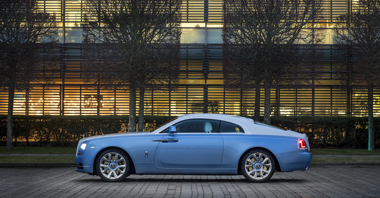 ROLLS-ROYCE Cars
