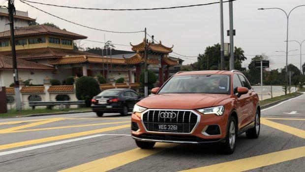 Audi Q3 TFSI 2020 model