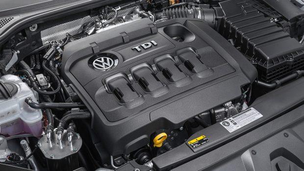 Volkswagen diesel engine EA 189