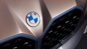 2020 BMW new logo