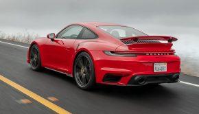 Porsche 911 Turbo 2020 model