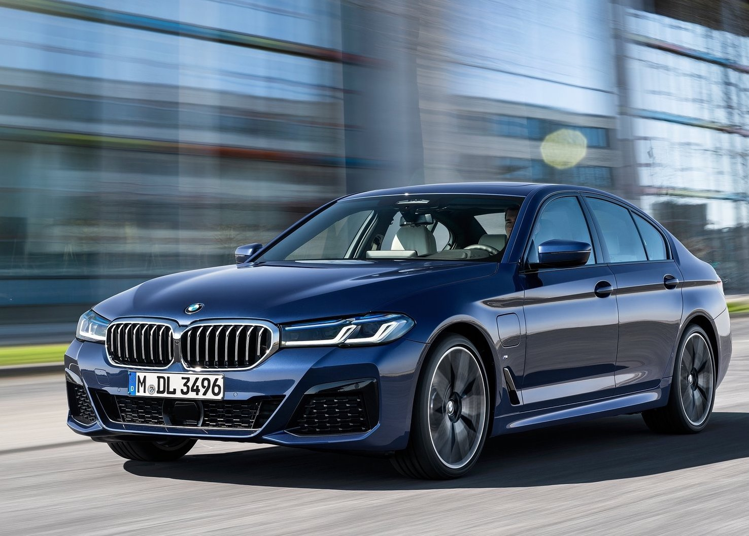 BMW 5-Series 2021 Model Unveiled Before Official Launch ...