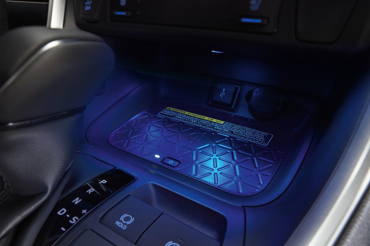 Toyota RAV4_2020_Launch_phone charger