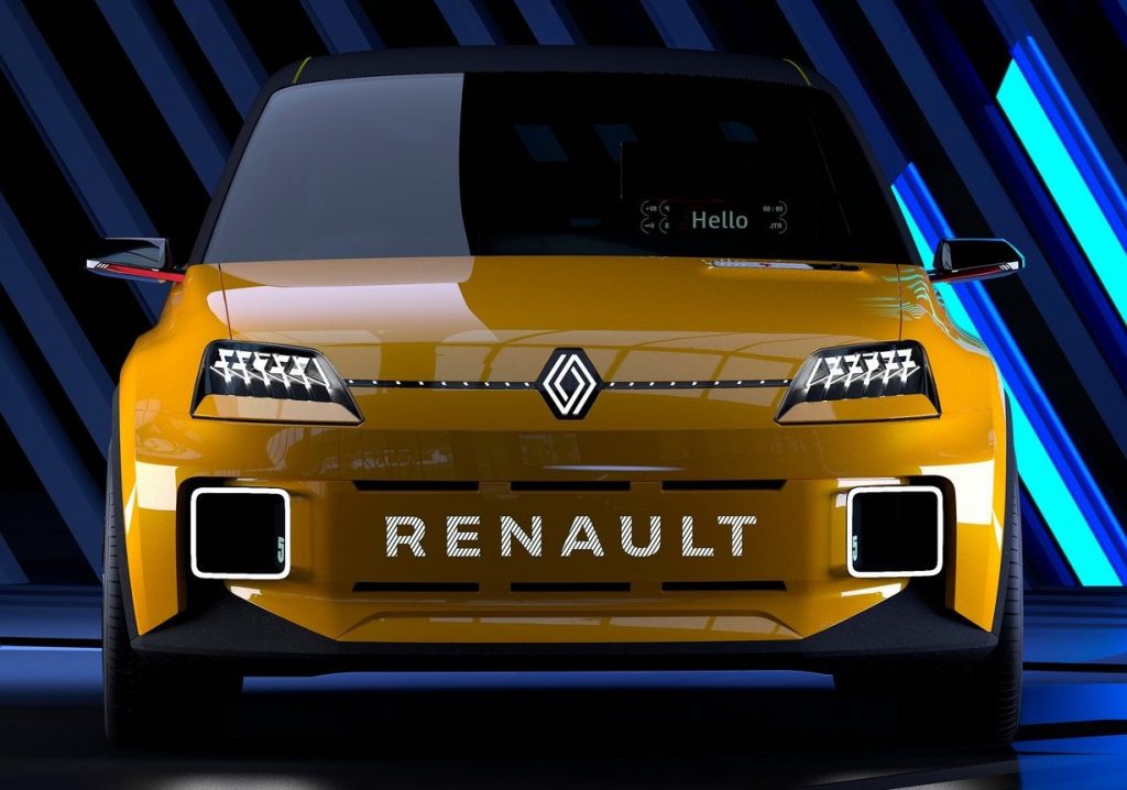 Renault 5 Reimagined For Launch As An Ev City Car In 2025 Automacha